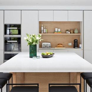 Scandinavian Style Kitchen in Walton-on-Thames
