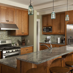 traditional kitchen by Northway Construction Services