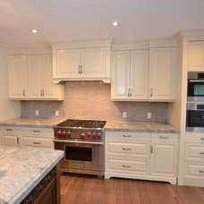 Traditional Kitchen by Casa Flores Cabinetry