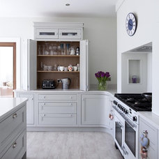 Transitional Kitchen by Garrett Dillon Crafted Kitchens & Furniture