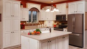 Scenic View Kitchen