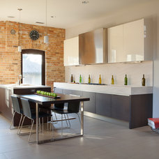 Contemporary Kitchen by James John Jetel Photography