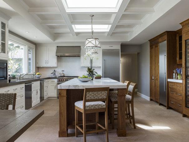 Traditional Kitchen by Scheinholtz Associates