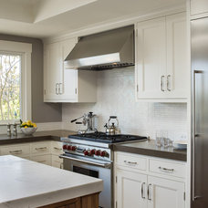 traditional kitchen by Scheinholtz Associates