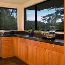 Modern Kitchen by Kappe+Du Architects