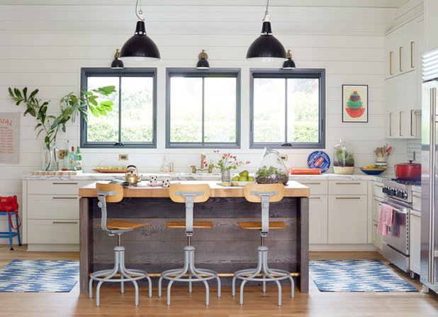 Farmhouse Kitchen by Schoolhouse Electric