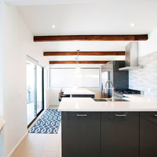 Midcentury Kitchen by The Ranch Mine