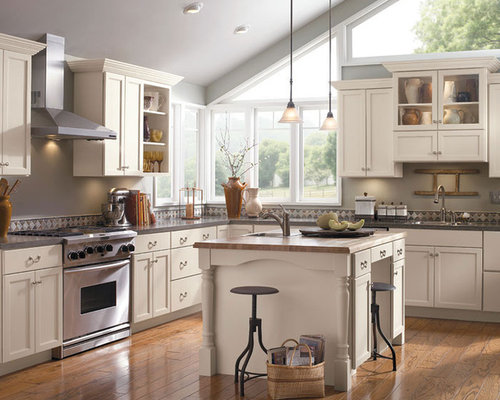 SaveEmail. The Kitchen Works. 1 Review. Schrock Cabinetry - Schrock Cabinetry Houzz