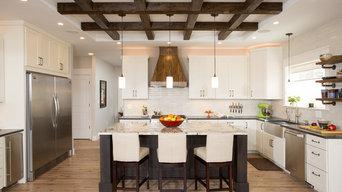 Schroeder Design/Build, Inc. - Craftsman Style Kitchen Falls Church, VA