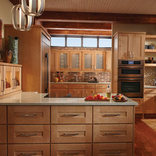Kitchen by Blanca StClair CKD- Schuler Cabinetry
