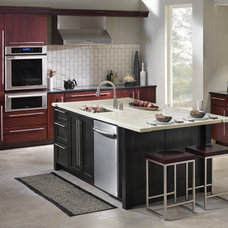 Contemporary Kitchen by Blanca StClair CKD- Schuler Cabinetry