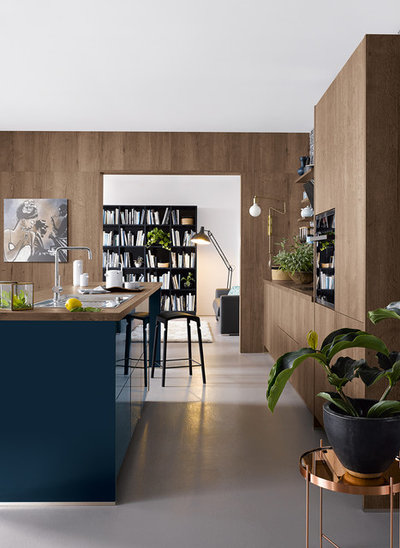 Contemporary Kitchen by Studio35 York