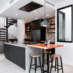 Schweigen – Inner City Adelaide by Sophie Katina Joinery Design