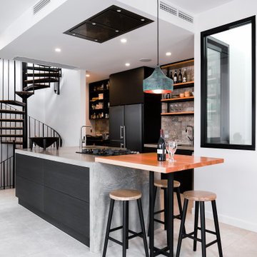 Schweigen – Inner City Adelaide by Sophie Katina Joinery Design
