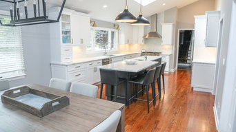 Scotch Plains Kitchen - Before and After