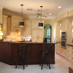Vero Beach, FL. Traditional Kitchen Remodel