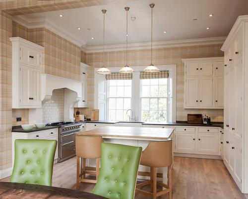 ralph lauren seagrass wallpaper kitchen design ideas remodel pictures houzz. Black Bedroom Furniture Sets. Home Design Ideas