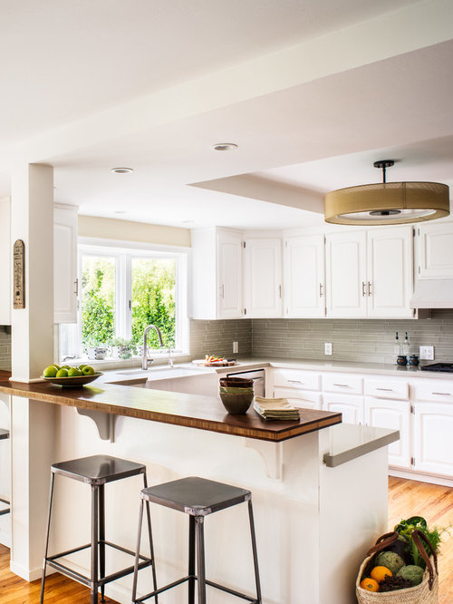 Raised Breakfast Bar Home Design Ideas, Pictures, Remodel ...