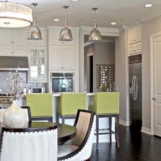 Kitchen by Allison Lambert Designs