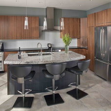 Contemporary Kitchen by Artful Design Interiors