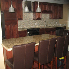 Traditional Kitchen by Home Surfaces