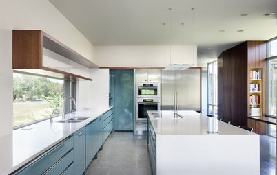 2012 Color Trends: Blues for the Kitchen and Bath