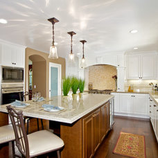 Traditional Kitchen by Marrokal Design & Remodeling