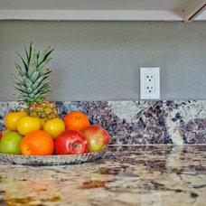 Contemporary Kitchen by Miramar Kitchen and Bath