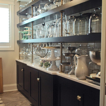 Scullery Storage