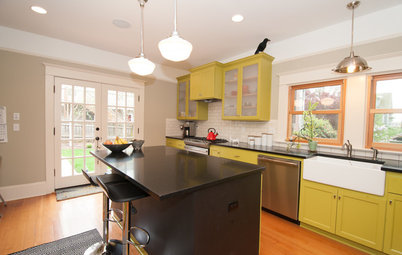 Kitchen of the Week: What a Difference Paint Can Make