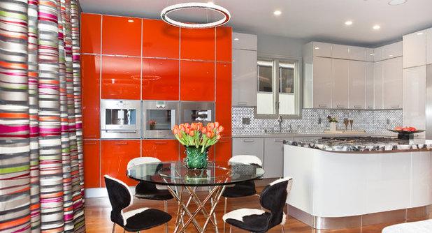 Modern Kitchen by MB Jessee