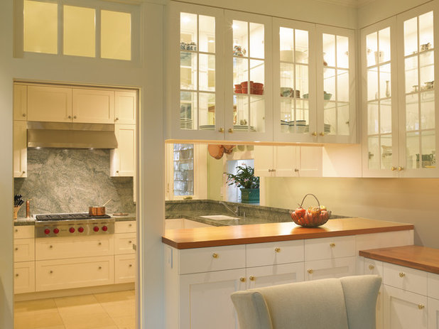 American Traditional Kitchen by Gast Architects