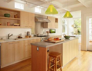 Sea Cliff Home Kitchen Remodel