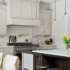 Transitional Kitchen by Kim Smith Photo