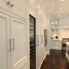Traditional Kitchen by Prestige Mouldings & Construction, Inc.