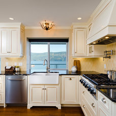 Traditional Kitchen by Jason Good Custom Cabinets