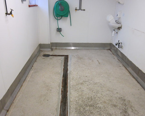 Seamless Hygienic Polyurethane floor screed for Whitby Kitchen Resin ...