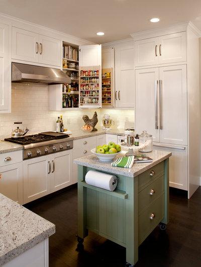 Country Kitchen by Sandra Bird Designs