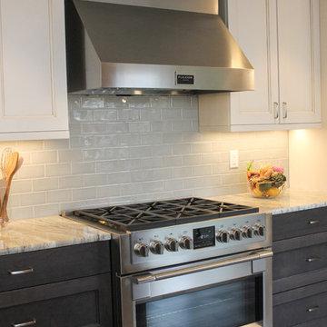 Seamless Tile Backsplash