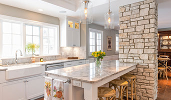 Sean Patrick Builders Kitchen Project: Fixtures Provided by Waterhouse