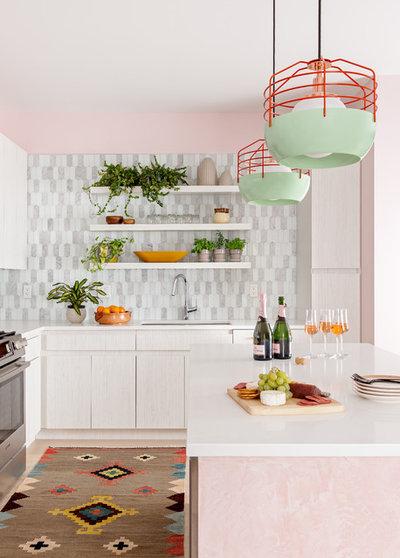 Contemporary Kitchen by DANE AUSTIN INTERIOR DESIGN Boston & Cambridge