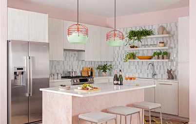Pink Kitchen Packs a Punch