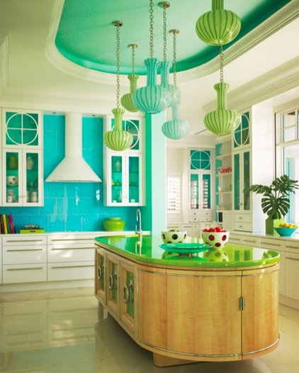 Eclectic Kitchen by Anthony Baratta LLC