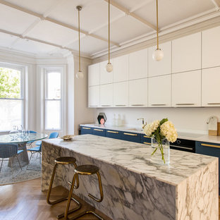 Seaside Flat Kitchen