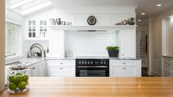 Seaside shaker kitchen