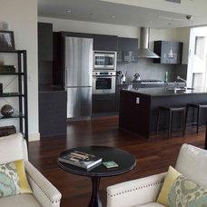 Contemporary Kitchen by Tammara Stroud Design
