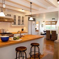 Traditional Kitchen by kruger design studio