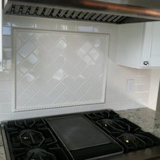 Transitional Kitchen by Wholesale Flooring Services