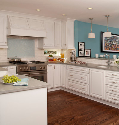 Kitchen of the Week: A Seattle Family Kitchen Takes Center Stage