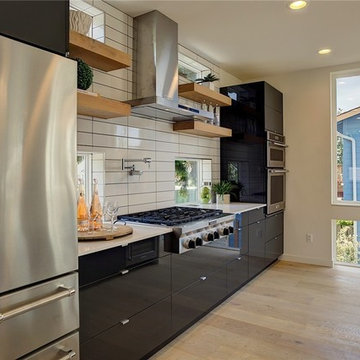 Seattle Townhome 1